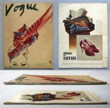 Vogue Magazine - 1946 - May